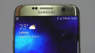 Samsung Galaxy S7 Edge - Battery Life is AMAZING! (4K)