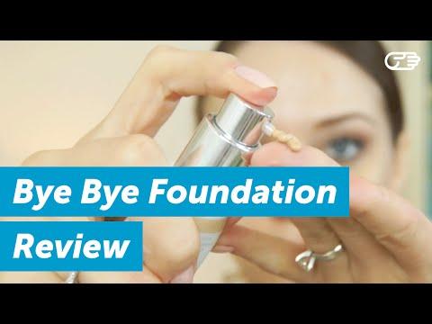 Bye Bye Foundation By IT Cosmetics Review | HighYa