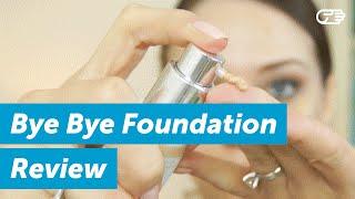 Bye Bye Foundation by IT Cosmetics Review   HighYa