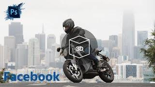 Erstellen, Facebook 3D-Fotos in Photoshop!Einfach! Bangla tutorial 2019/ n präsentiert