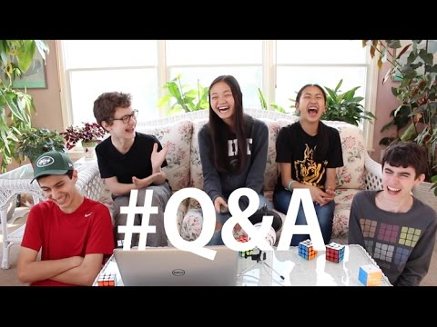 Q&A #4: The Most Confusing Video Ever?!