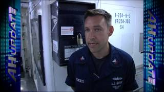 USS Cole Post Office Delivers Smiles