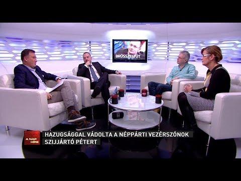 A nap híre Simon Andrással - 2017.12.07.