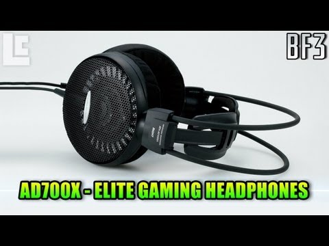 AD700X - The New Best Gaming Headphones? (Battlefield 3 Gameplay/Commentary)