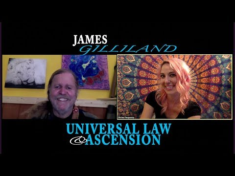 Universal Law and Ascension, Fall of the Elite - James Gilliland