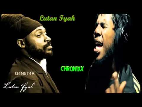 Lutan Fyah Feat. Chronixx - Cyaaan Do We Nothing - Grillaras Prod - September 2013