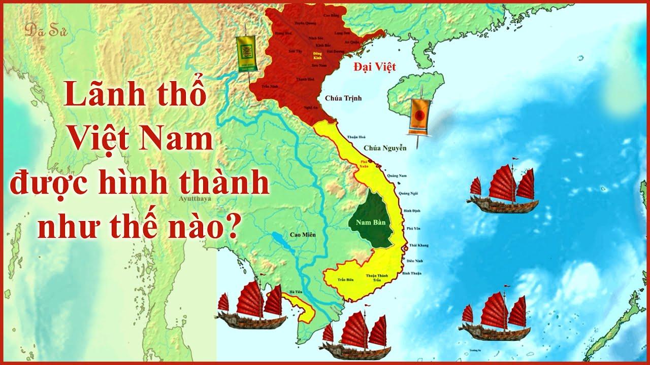 Download Tóm tắt: Lịch sử lãnh thổ Việt Nam qua các thời kỳ (Chi tiết, dễ hiểu nhất)