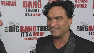 Big Bang Theory Finale: Johnny Galecki (Full Interview)