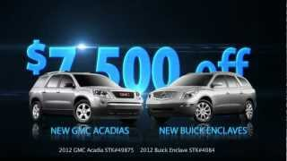 Hudiburg GMC Buick Double Discounts