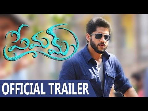 Premam Official Trailer | Naga Chaitanya, Shruti Haasan, Anupama, Madonna | Sithara Entertainments