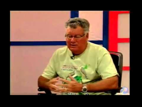 Breakfast with the Birds 2014 01 10 on CBC TV8 Barbados