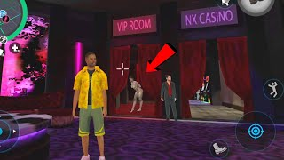 Real Gangster Crime (Real Hero inside VIP Room) NX Casino Tour - Android Gameplay HD screenshot 1