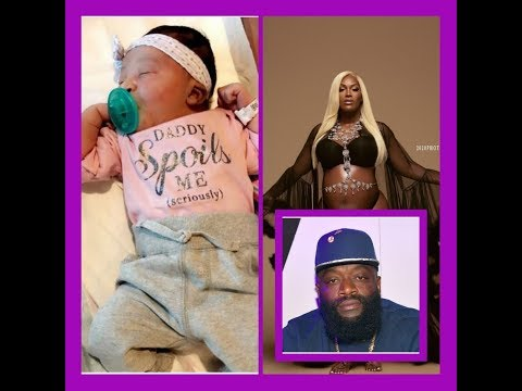 Rick Ross Just Had A Baby 🔥 CHEATING On Mother With Side PIECE