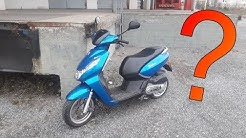 Ostin skootterin? :D