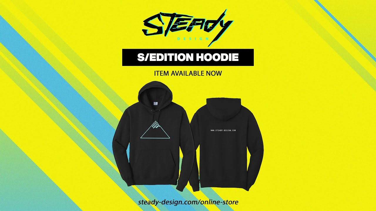 [SD] S/EDITION | LIMITED | Pullover Hoodie