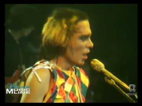 Alberto Camerini Esibizione Dal Vivo Al Palalido Di Milano 1981 Youtube