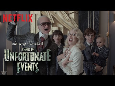 A Series of Unfortunate Events Season 2  Behind the s: IN and OUT  Netflix