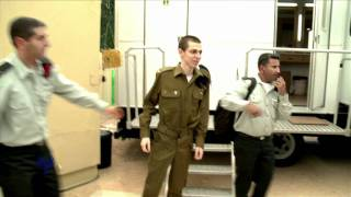 Gilad Shalit in Uniform