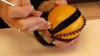 Betty's Orange Pomander