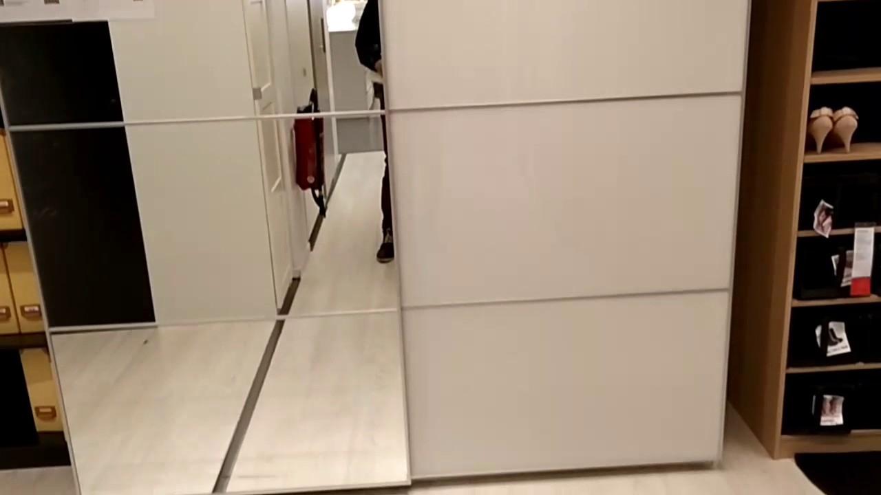 Armoire Dressing Ikea Youtube