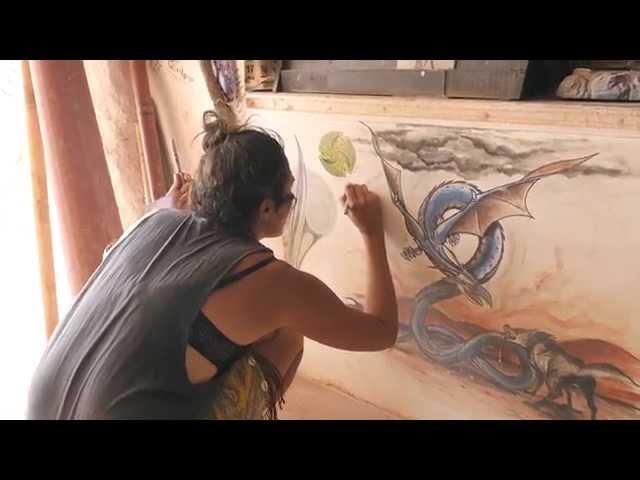 Áine Tyrrell Desert Sessions