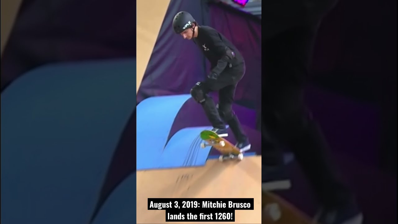 Mitchie Brusco's First 1260 Turns Two! | BEST OF X GAMES