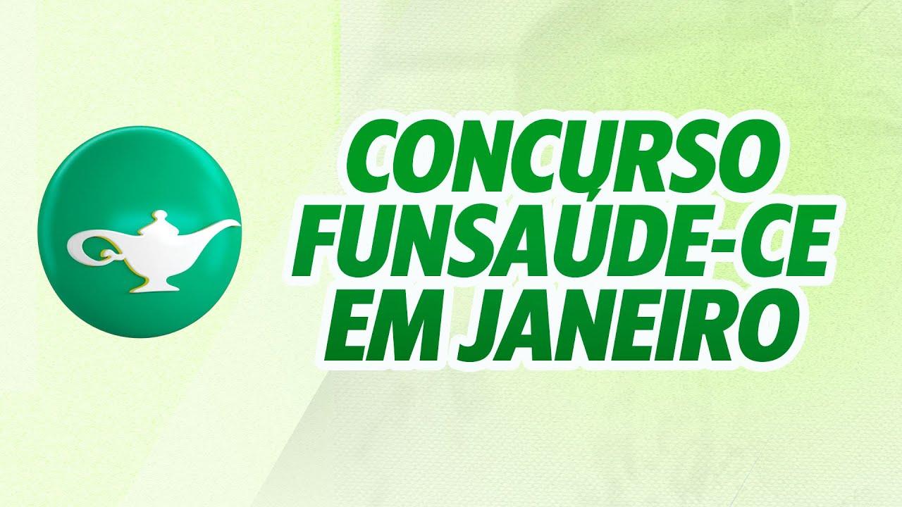 CONCURSO 12.000 VAGAS PARA CEARÁ EM JANEIRO - Enfermagem para Concursos