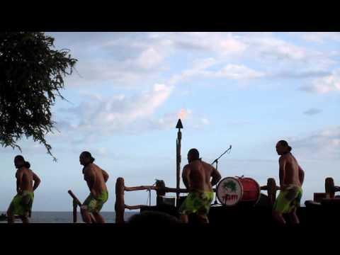 Maui Luau and Fire Competion