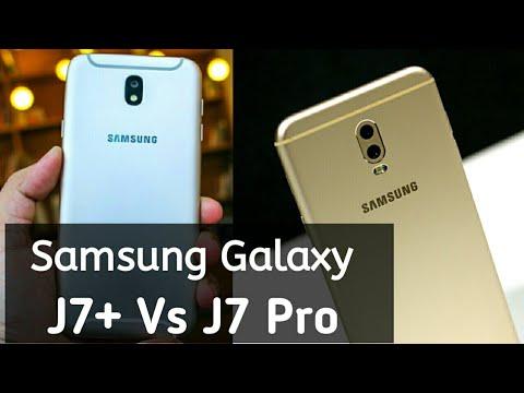 Samsung Galaxy J7+ Vs J7 Pro Comparison In Hindi| J7+ Vs J7 Pro | Techno Rohit |