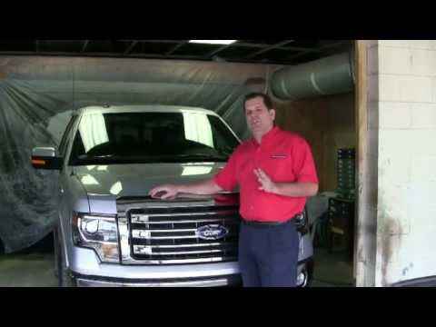 Sykora Family Ford Truck Month Bedliner Give Away