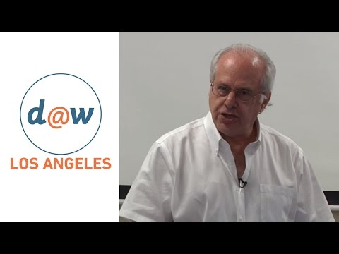 Professor Richard Wolff at Democracy at Work Los Angeles.