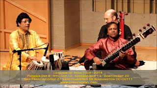Ustad Shahid Parvez Khan & Pandit Anindo Chatterjee - Dhun - Legends of India 2014