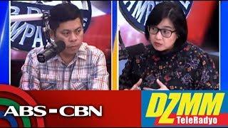 DZMM TeleRadyo: Sereno, nilabag ang 'sub judice' rule nang talakayin sa publiko ang quo warranto?