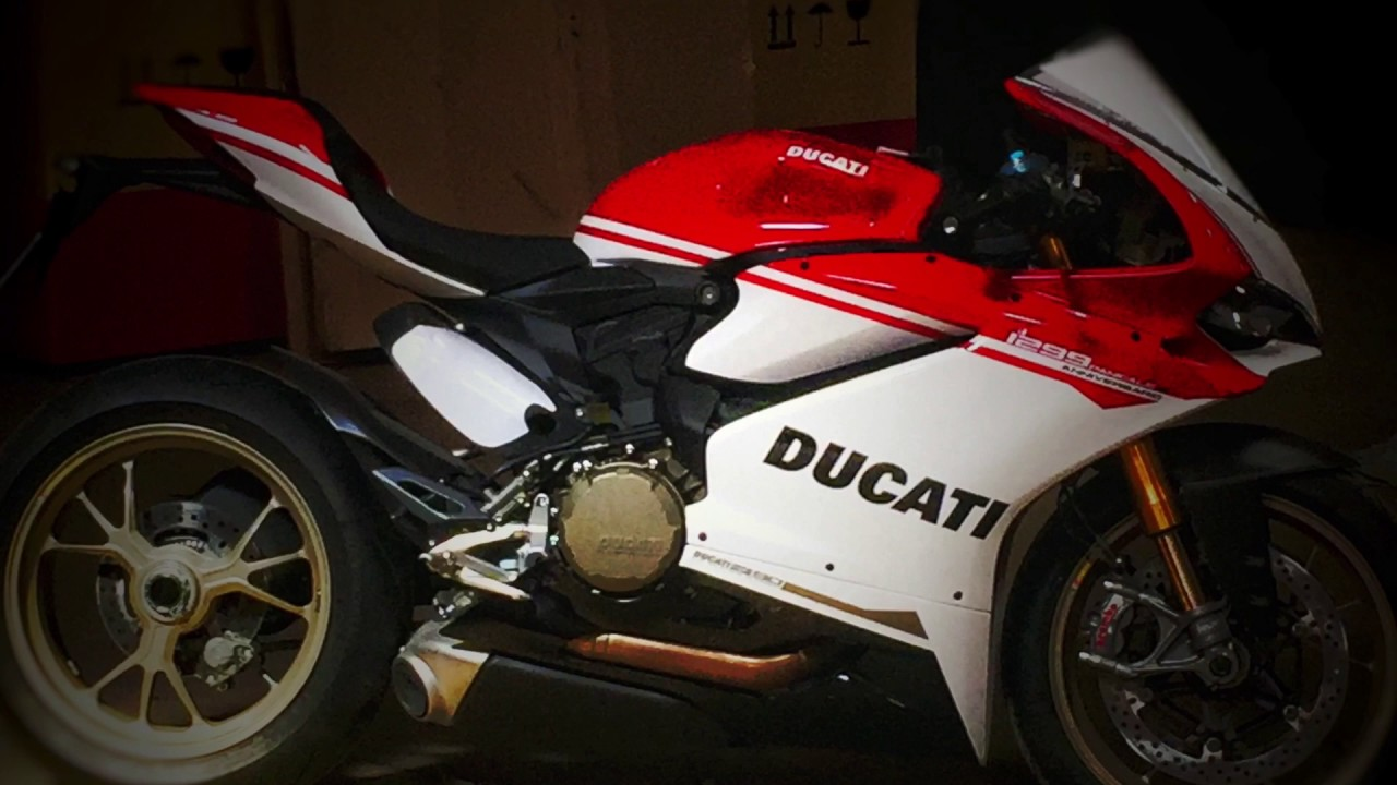 Ducati Panigale V Limited Edition