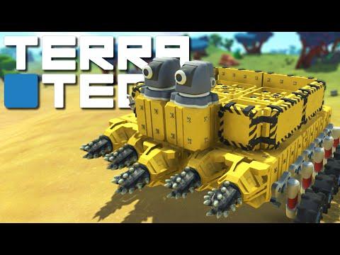 THE ULTIMATE MINING MACHINE - Terra Tech