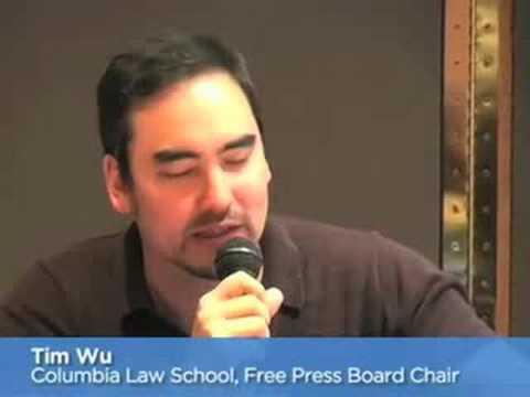 Internet for Everyone: Tim Wu