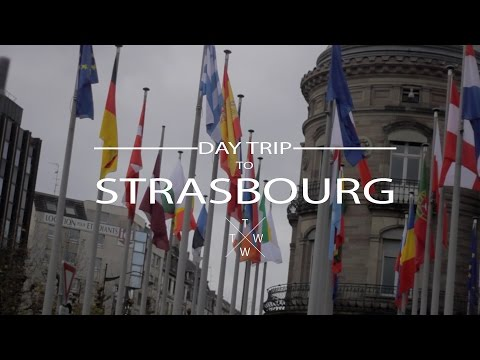 Volg Strasbourg France | Day Trip To Strasbourg / Travel The World With