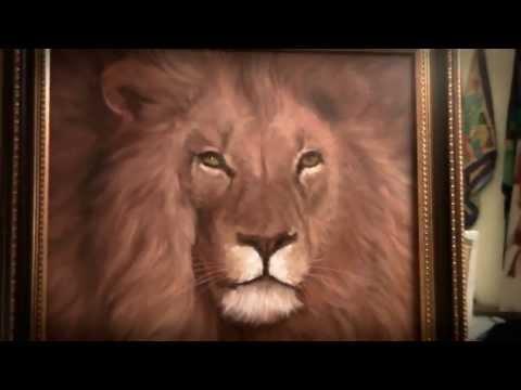 видео уроки живописи акрилом
