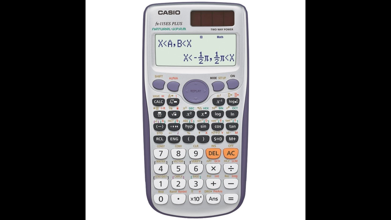 Graphing calculator integrate a function youtube.