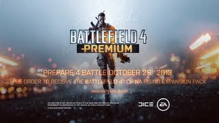 Battlefield 4: Official Premium Video