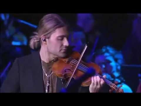 Дэвид Гарретт 'Зима' Вивальди - David Garrett 'Winter' The Four Seasons Vivaldi