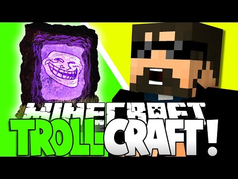 Minecraft: TROLL CRAFT | NO MORE LAVA [5]