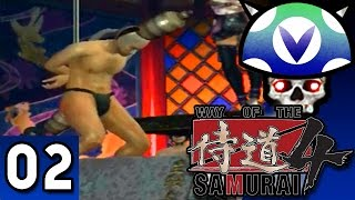 [Vinesauce] Joel - Way Of The Samurai 4 ( Part 2 )