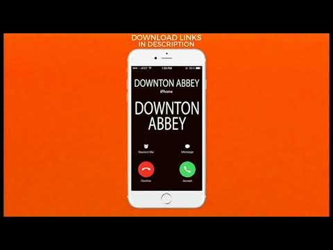 Latest iPhone Ringtone - Downton Abbey Ringtone