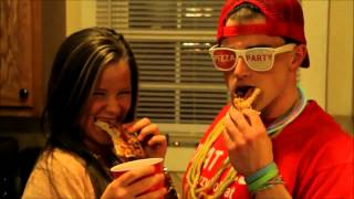Pizza Song  Pizza Party! Official Music Video   FODAT Music
