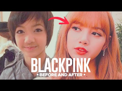 Free Download Blackpink - Predebut Vs Now : Before & After Mp3 dan Mp4