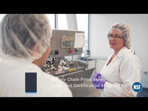 NSF International Food Safety and ISO Capabilities in Canada