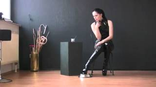 Repeat youtube video Mistress Boots And Cream Domination