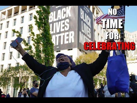 Tariq Nasheed: No Time For Celebrating