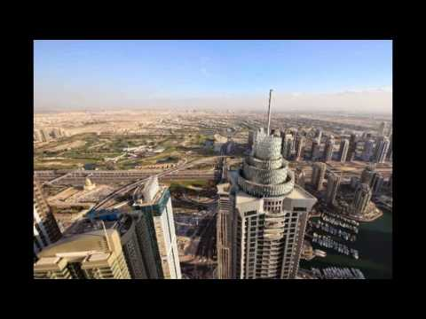 Princess Tower Penthouse in Dubai Marina